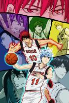 Баскетбол Куроко (Kuroko no Baske) Постер