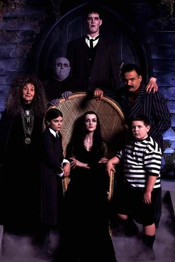 Новая семейка Аддамс / The New Addams Family (сериал)