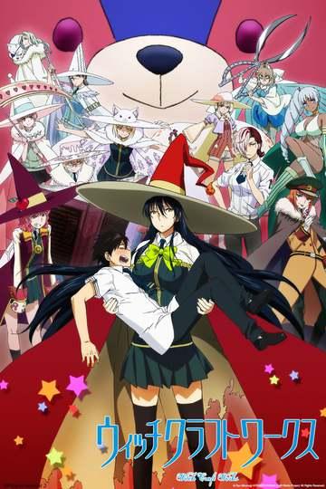 Witch Craft Works (anime)