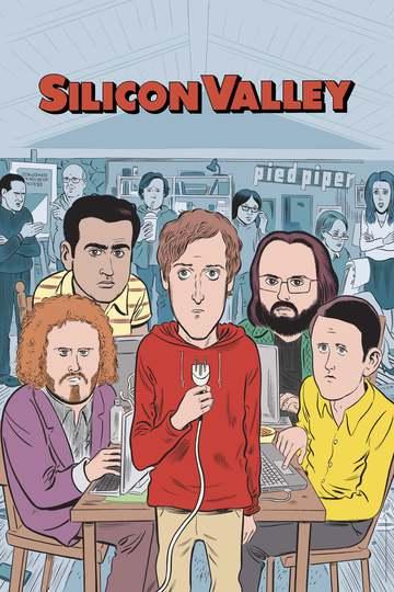Кремниевая долина / Silicon Valley (сериал)