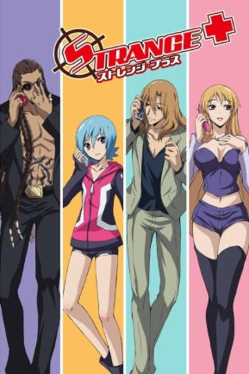Strange+ (anime)