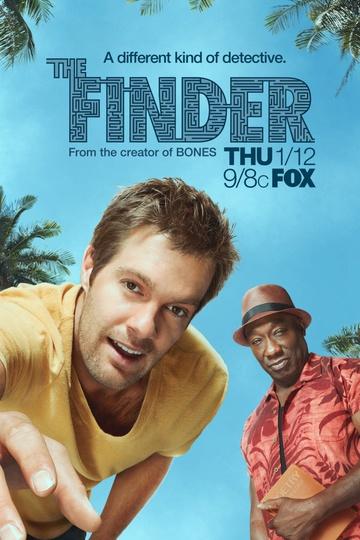 Искатель / The Finder (сериал)