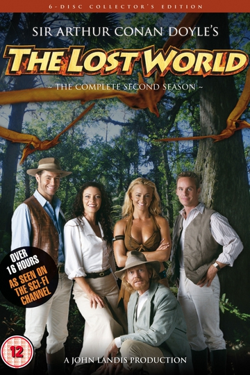 Затерянный мир / The Lost World (сериал)