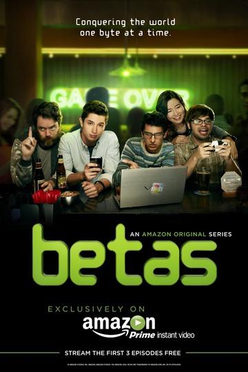 Бета / Betas (сериал)