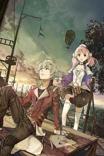 Мастерская Эски и Логи / Escha & Logy no Atelier (аниме)