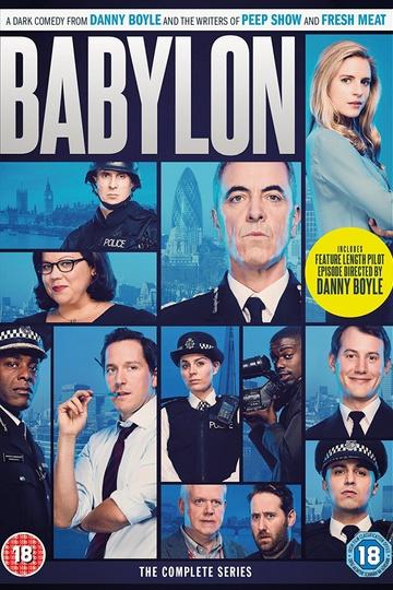 Вавилон / Babylon (сериал)