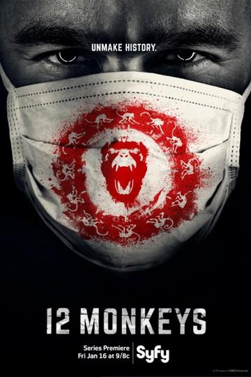 12 обезьян / 12 Monkeys (сериал)