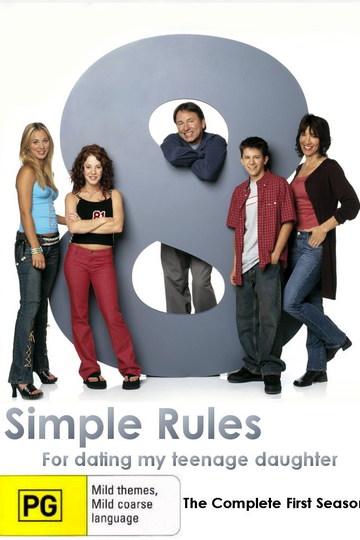 8 простых правил для друга моей дочери-подростка / 8 Simple Rules... for Dating My Teenage Daughter (сериал)