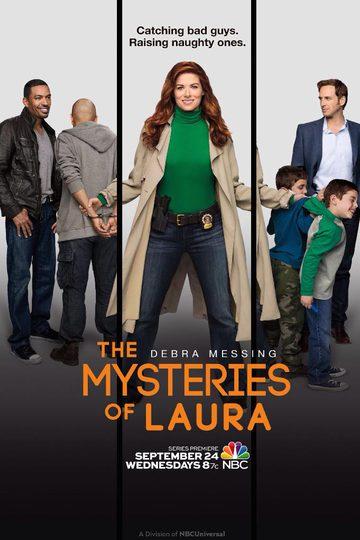Тайны Лауры / The Mysteries of Laura (сериал)