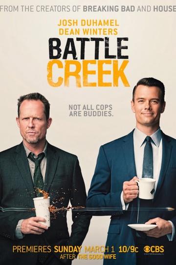 Батл Крик / Battle Creek (сериал)