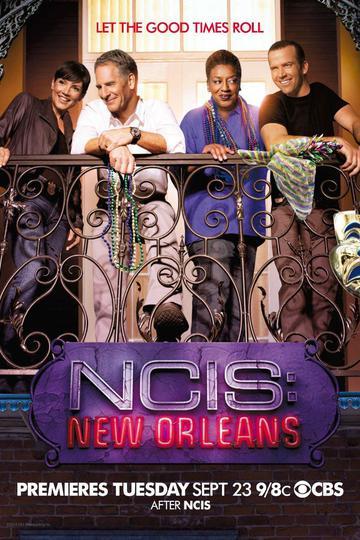 Морская полиция: Новый Орлеан / NCIS: New Orleans (сериал)