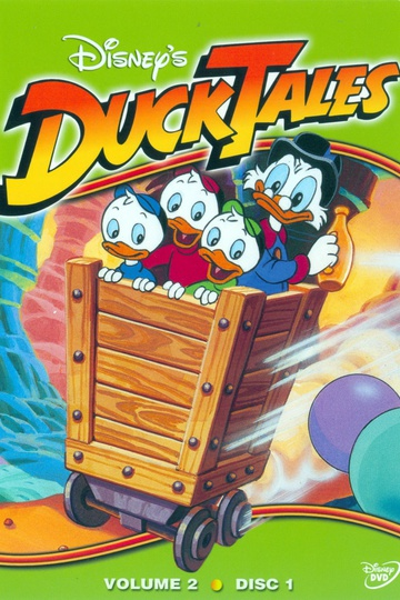 Утиные истории / DuckTales (сериал)