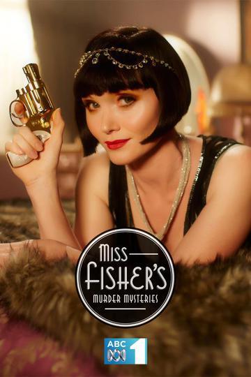 Леди-детектив мисс Фрайни Фишер / Miss Fisher's Murder Mysteries (сериал)