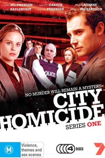 City Homicide (show)