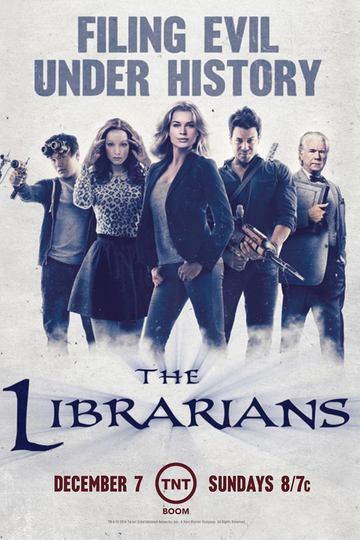 Библиотекари / The Librarians (сериал)