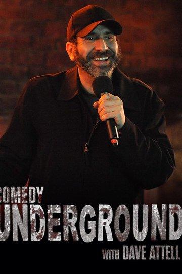 Подпольная комедия с Дэйвом Ателлом / Comedy Underground with Dave Attell (сериал)