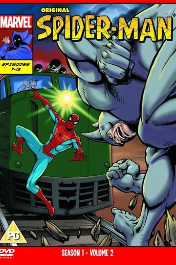 Настоящий Человек-паук / Spider-Man (сериал)