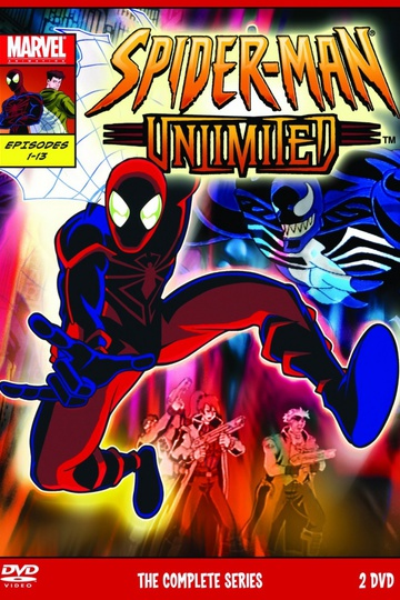 Непобедимый Спайдермен / Spider-Man Unlimited (сериал)