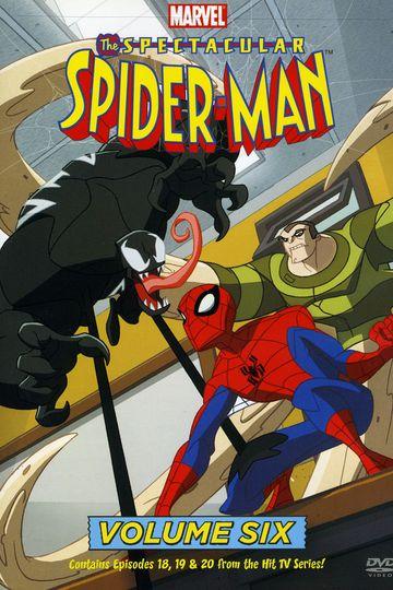 Грандиозный Человек-Паук / The Spectacular Spider-Man (сериал)
