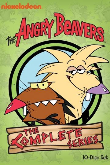 Крутые бобры / The Angry Beavers (сериал)
