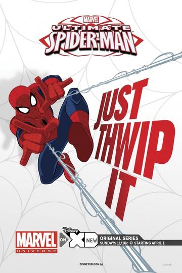 Великий Человек-паук / Ultimate Spider-Man (сериал)