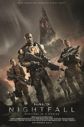 Halo: Сумерки / Halo: Nightfall (сериал)