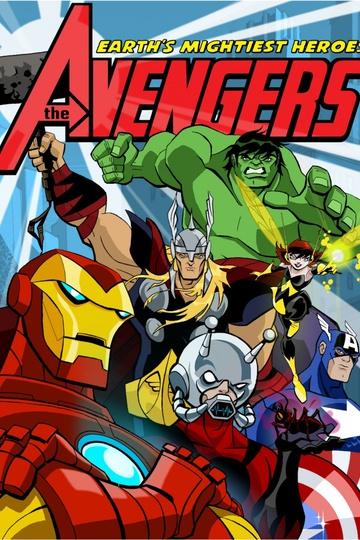 Мстители: Величайшие герои Земли / The Avengers: Earth's Mightiest Heroes (сериал)
