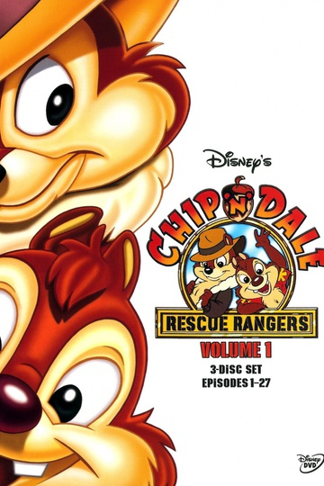 Чип и Дейл спешат на помощь / Chip 'n Dale Rescue Rangers (сериал)