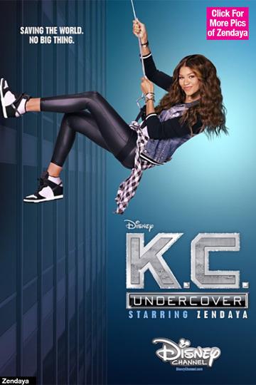Кэти Купер под прикрытием / K.C. Undercover (сериал)