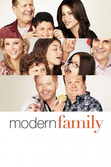Американская семейка / Modern Family (сериал)