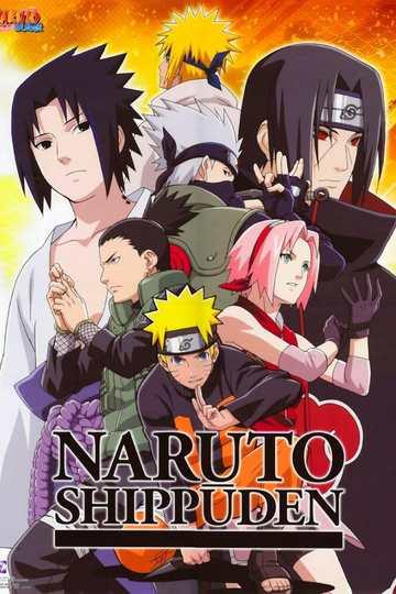 Наруто: Ураганные хроники / Naruto: Shippuden (аниме)