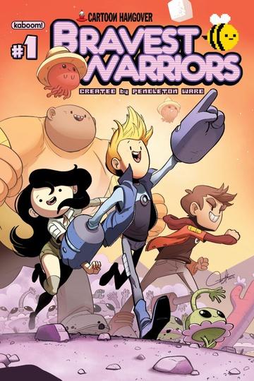 Храбрейшие воины / Bravest Warriors (сериал)