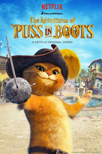 Приключения кота в сапогах / The Adventures of Puss in Boots (сериал)