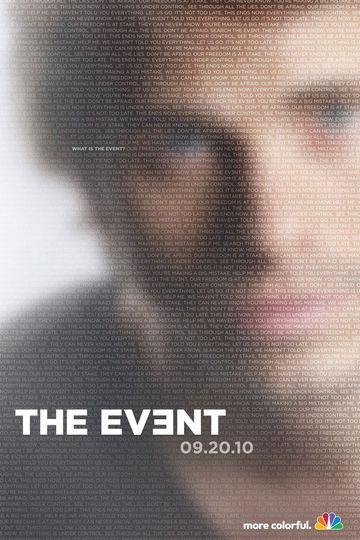 Событие / The Event (сериал)