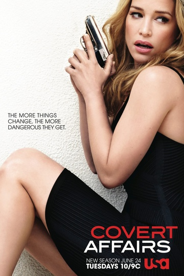 Covert Affairs (show)