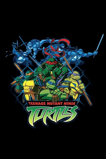 Мутанты черепашки ниндзя. Новые приключения! / Teenage Mutant Ninja Turtles (сериал)