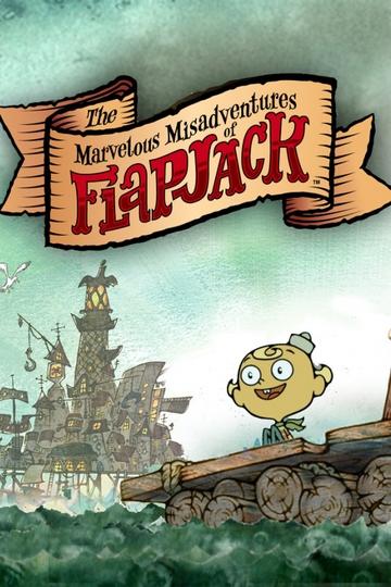 Удивительные злоключения Флэпджека / The Marvelous Misadventures of Flapjack (сериал)