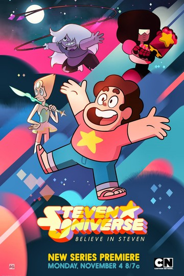 Вселенная Стивена / Steven Universe (сериал)