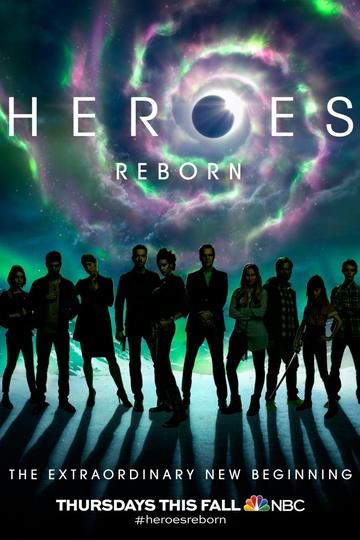 Герои: Возрождение / Heroes Reborn (сериал)