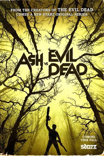 Эш против Зловещих мертвецов / Ash vs Evil Dead (сериал)