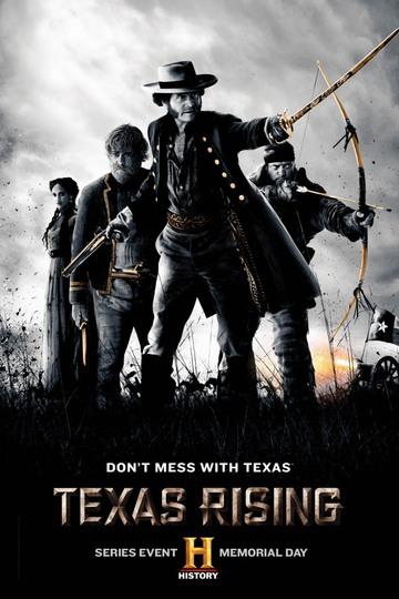 Восстание Техаса / Texas Rising (сериал)