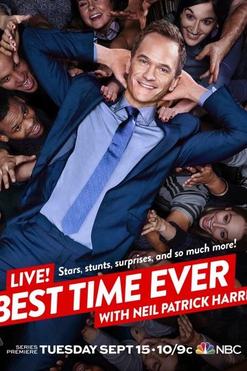 Нил Патрик Харрис / Best Time Ever with Neil Patrick Harris (сериал)