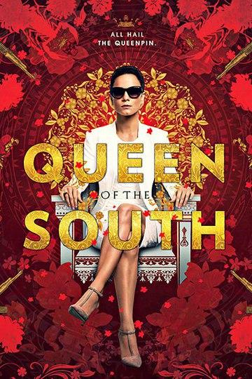 Королева юга / Queen of the South (сериал)