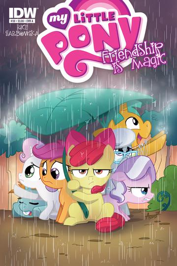 Мой маленький пони: Дружба – это чудо / My Little Pony: Friendship Is Magic (сериал)