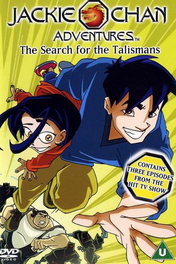 Приключения Джеки Чана / Jackie Chan Adventures (сериал)