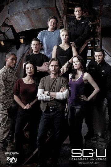 Звездные врата: Вселенная / SGU   Stargate Universe (сериал)