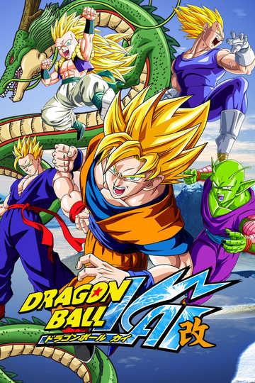 Драконий жемчуг Кай / Dragon Ball Kai (аниме)