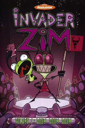 Захватчик ЗИМ / Invader ZIM (сериал)