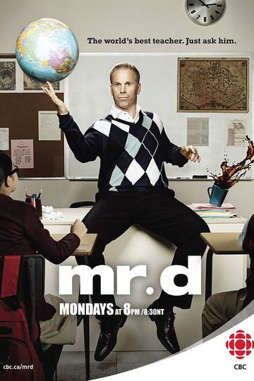 Мистер Ди / Mr. D (сериал)
