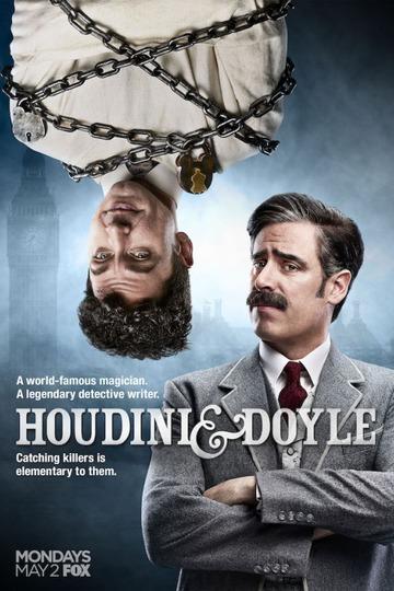 Гудини и Дойл / Houdini and Doyle (сериал)